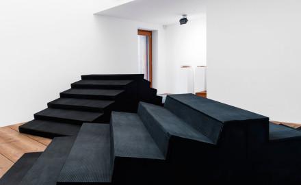 Galleria Monica de cardenas, Zuoz, 2014